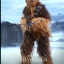 Hot Toys MMS375 - Star Wars: The Force Awakens - 1/6th scale Chewbacca thumbnail 4