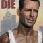 T-10 Bruce Willis Battle Damaged Head Sculpture (Never DIE) thumbnail 7
