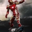 HOT TOYS AVENGERS: AGE OF ULTRON - MARK XLIII thumbnail 7