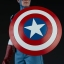 19/08/2018 Captain America Sixth Scale Figure by Sideshow Collectibles thumbnail 9