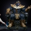 Thanos on Throne - Maquette by Sideshow Collectibles thumbnail 36