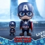 Hot Toys COSB323 CAPTAIN AMERICA(L), COSB324 IRON MAN MARK XLVI (L) thumbnail 2