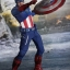 Hot Toys MMS174 THE AVENGERS - CAPTAIN AMERICA thumbnail 7