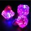 แหวนเพชรเม็ดใหญ่มีไฟ LED กระพริบ thumbnail 1