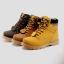 [มีหลายสี] รองเท้าหนัง CAT-CATERPILLAR รองเท้าเดินป่า หนังแท้ หุ้มข้อ พื้นยางนุ่มๆ สินค้างาน AAA+ thumbnail 1
