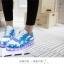 รองเท้ามีไฟ รองเท้า LED สีขาวฟ้า มีลายรูปดาว เปลี่ยนสีได้ 11 สี สินค้าพรีออเดอร์ thumbnail 4