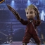 Hot Toys LMS004 GUARDIANS OF THE GALAXY VOL. 2 - GROOT (LIFE-SIZE) thumbnail 7