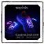 เชือกรองเท้าเรืองแสง มีไฟ Led กระพริบ แบบสีผสม 2 สี thumbnail 5