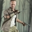 threezero 1/6 AMC The Walking Dead - Merle Dixon thumbnail 11
