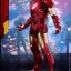 Hot Toys MMS462D22 IRON MAN 2 - MARK IV WITH SUIT-UP GANTRY thumbnail 17