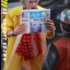 Hot Toys MMS380 BACK TO THE FUTURE PART II DR. EMMETT BROWN (SE) thumbnail 9