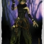 OuZhiXiang MF004 Monster File series 4: THE WITCH - BLACK SULTAN thumbnail 15