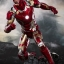 HOT TOYS AVENGERS: AGE OF ULTRON - MARK XLIII thumbnail 14