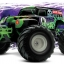 Monster Jam Excitement, Now in 1/16 Scale #7202A thumbnail 1