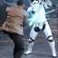 Hot Toys MMS346 STAR WARS: THE FORCE AWAKENS - FINN & STORMTROOPER thumbnail 13