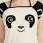 ชุดนอนเสื้อกล้ามลายหมีแพนดาน่ารัก thumbnail 2