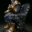 Thanos on Throne - Maquette by Sideshow Collectibles thumbnail 12