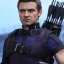 Hot Toys MMS358 CAPTAIN AMERICA: CIVIL WAR - HAWKEYE thumbnail 19