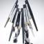 BANDAI MG Ver.Ka - DOUBLE FIN FUNNEL CUSTOM UNIT [Mobile Suit RX-93 V GUNDAM Ver.Ka] thumbnail 10