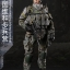 FLAGSET FS-73016 UN China Army - Chinese Peacekeeping Infantry battalion thumbnail 5