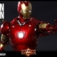 HOTTOYS MMS256D07 IRON MAN: MARK III (Diecast) SE thumbnail 2