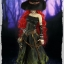 OuZhiXiang MF004 Monster File series 4: THE WITCH - BLACK SULTAN thumbnail 5