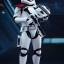 Hot Toys MMS334 SW: THE FORCE AWAKENS - FIRST ORDER STORMTROOPER OFFICER thumbnail 1
