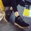 [มีหลายสี] รองเท้าบูทผู้หญิงมาร์ติน หนังแท้+pu นิ่ม ผูกเชือก ทรงหุ้มข้อ สวย เท่ แฟชั่นสไตล์อังกฤษ ทรงย้อนยุค thumbnail 3