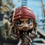 Hot Toys COSB373 PIRATES OF THE CARIBBEAN: DEAD MEN TELL NO TALES - JACK SPARROW (FIGHTING POSE VERSION) thumbnail 1