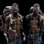 ThreeA The Walking Dead AMC Michonne's Pet thumbnail 1