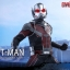 Hot Toys MMS362 CAPTAIN AMERICA: CIVIL WAR - ANT-MAN thumbnail 5