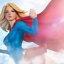 Supergirl Premium Format™ Figure by Sideshow Collectibles thumbnail 3