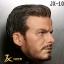 JXtoys JX-10 David Headsculpt Young version thumbnail 4