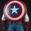 19/08/2018 Captain America Sixth Scale Figure by Sideshow Collectibles thumbnail 8