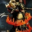 O-Soul - Lv Bu Leather armour & Flame display base thumbnail 3