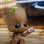 Hot Toys COSB360 GUARDIANS OF THE GALAXY VOL. 2 - GROOT SET thumbnail 8