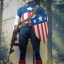 Hot Toys MMS205 CAPTAIN AMERICA: THE FIRST AVENGER - CAPTAIN AMERICA (STAR SPANGLED MAN VERSION) thumbnail 2