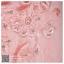 ld3025 ชุดราตรี ยาว สีชมพู คอวีแขนกุด ปักเหลื่อม ด้านหลังซีทรู ผ้าลูกไม้พรีเมี่ยมทั้งชุด กระโปรงทรงหางปลาลากยาว สวยหรูดูดีมากๆ thumbnail 7