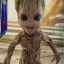 Hot Toys LMS004 GUARDIANS OF THE GALAXY VOL. 2 - GROOT (LIFE-SIZE) thumbnail 14