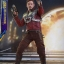 Hot Toys MMS421 GUARDIANS OF THE GALAXY VOL.2 - STAR-LORD (DELUXE VER.) thumbnail 13