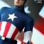 Hot Toys MMS205 CAPTAIN AMERICA: THE FIRST AVENGER - CAPTAIN AMERICA (STAR SPANGLED MAN VERSION) thumbnail 12