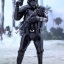 Hot Toys MMS385 ROGUE ONE: A STAR WARS STORY - DEATH TROOPER (SPECIALIST) thumbnail 6