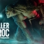 Killer Croc - Premium Format™ Figure by Sideshow Collectibles thumbnail 1