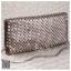 bs0017 กระเป๋าคลัช สีทอง กระเป๋าออกงานพร้อมส่ง ราคาถูกกว่าเช่า แบบสวยๆ ดูดีเหมือนดาราใช้ thumbnail 2