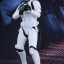 Hot Toys MMS418 STAR WARS: EPISODE IV A NEW HOPE - HAN SOLO (STORMTROOPER DISGUISE VERSION) thumbnail 5