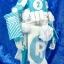 ThreeA G.I.D BLUE F.I.R.E.FLY DROPCLOTH 1.5U (สีฟ้า) thumbnail 2