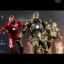 HOT TOYS MMS248 IM3 - PYTHON (MARK XX) thumbnail 9