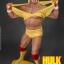 Storm Toys 1/4 Hulk Hogan - Hulkamania thumbnail 11