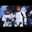 Hot Toys MMS418 STAR WARS: EPISODE IV A NEW HOPE - HAN SOLO (STORMTROOPER DISGUISE VERSION) thumbnail 8