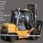 ขายแล้ว Toyota 7FD30 น้ำหนักยก 3 ตัน เครื่องดีเซล เกียร์ธรรมดา thumbnail 2